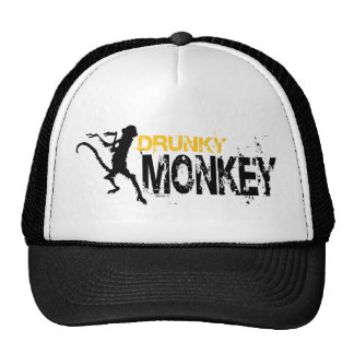 Gorra del mono de Drunky
