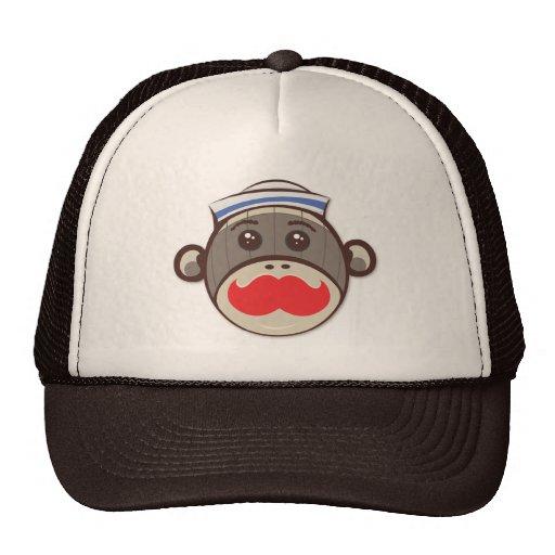 Gorra del mono del calcetín del marinero