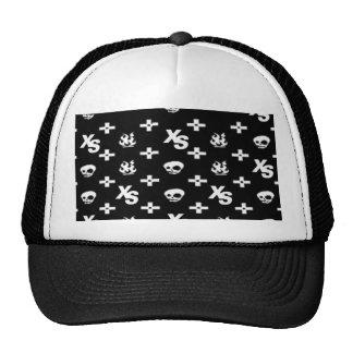 Gorra del monograma de XS