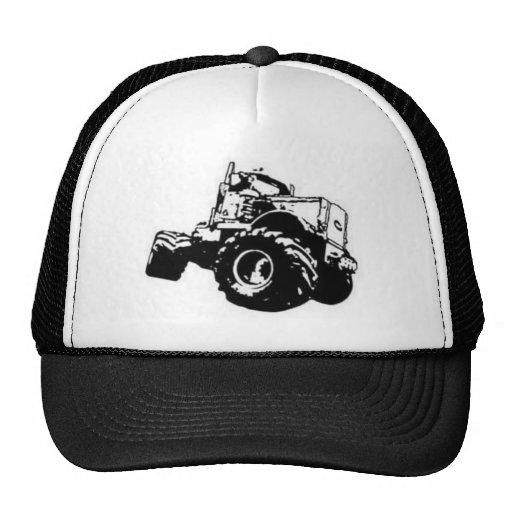 Gorra del monster truck