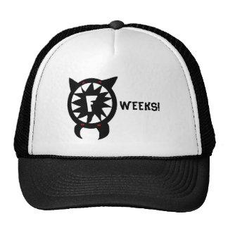 Gorra del monstruo de Fweek