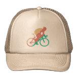 Gorra del motorista