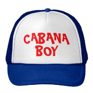 Gorra del MUCHACHO de la CABAÑA