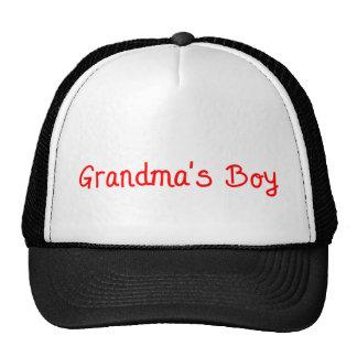 Gorra del muchacho de las abuelas