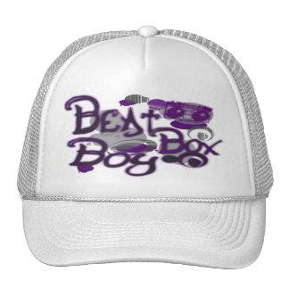 Gorra del muchacho P de Beatbox