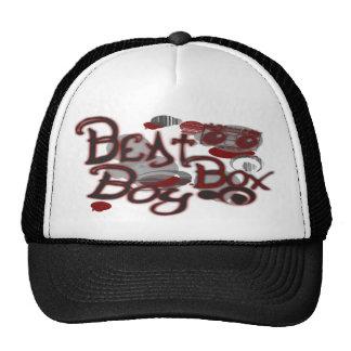 Gorra del muchacho R de Beatbox