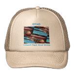 gorra del multi-mensaje