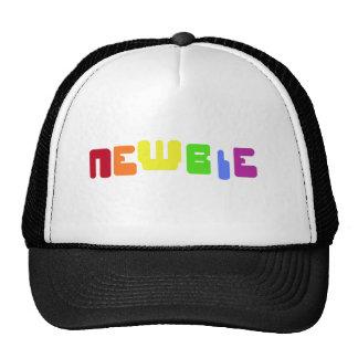 Gorra del multicolor del Newbie
