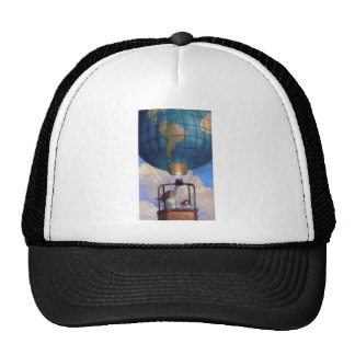 Gorra del mundo del globo