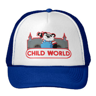 Gorra del mundo del niño