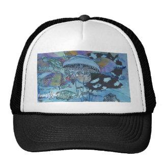 Gorra del mundo terrenal
