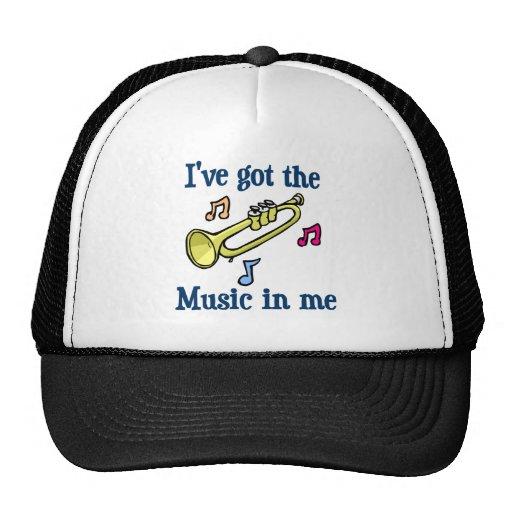 Gorra del músico