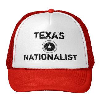 Gorra del nacionalista de Tejas