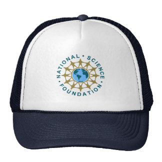 Gorra del National Science Foundation