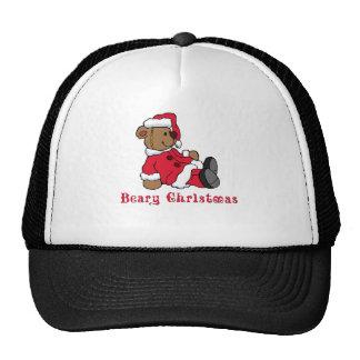 Gorra del navidad de Beary