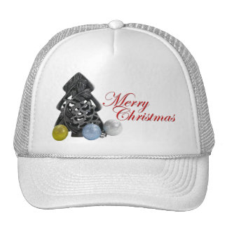 Gorra del navidad del metal