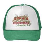 Gorra del navidad del Sweetie del navidad