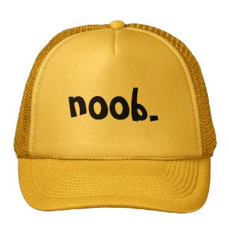 gorra del noob