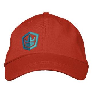 Gorra del noroeste ajustable del escudo de F/V Gorras Bordadas