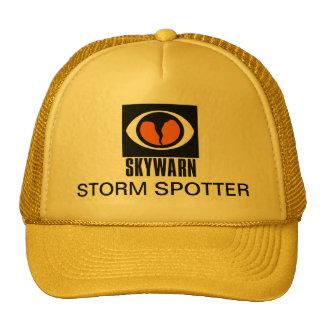 Gorra del observador de tiro de la tormenta de SKY