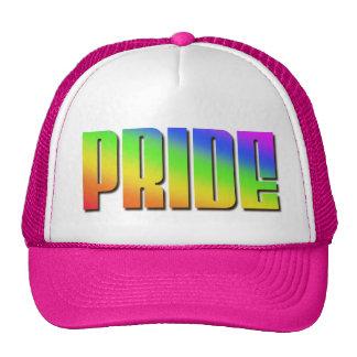 Gorra del orgullo
