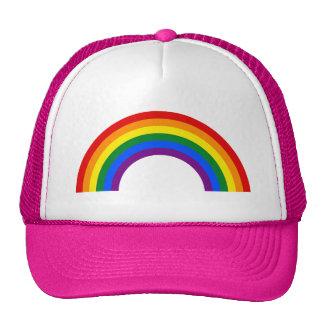 Gorra del orgullo del arco iris de LGBT