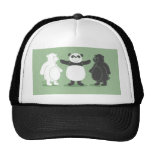 Gorra del oso de panda