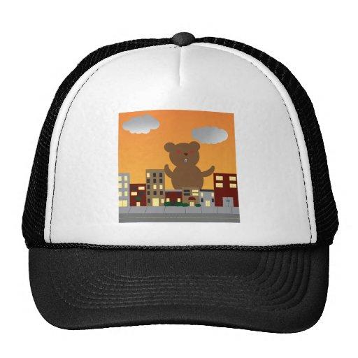 Gorra del oso del monstruo