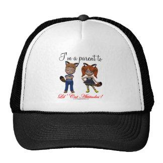 Gorra del padre de Lil Cattitude