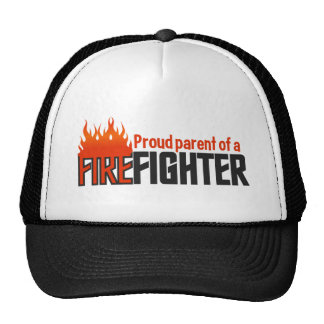 Gorra del padre del bombero - elija el color