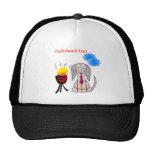 Gorra del papá de Brown del Dachshund