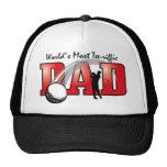 Gorra del papá de la Camiseta-riffic
