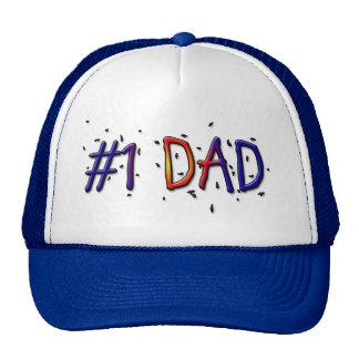 Gorra del papá del día de padre #1
