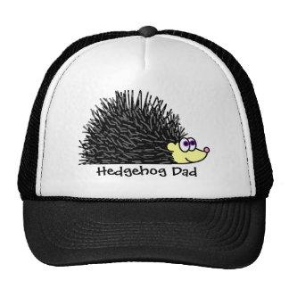 Gorra del papá del erizo