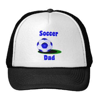 Gorra del papá del fútbol