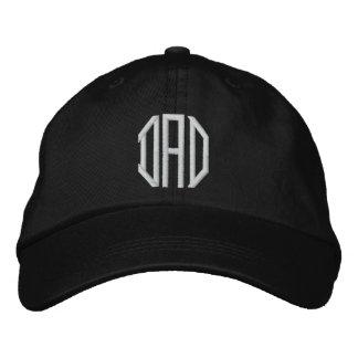 Gorra del papá gorra de béisbol bordada