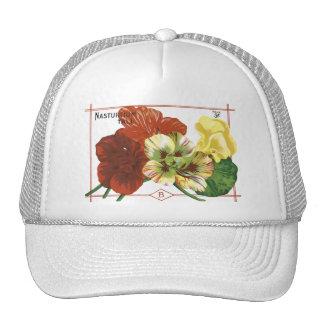 Gorra del paquete de la semilla de la capuchina de