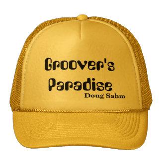 Gorra del paraíso del ranurador