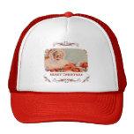 Gorra del paseo del trineo de Santas