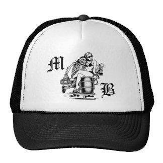 Gorra del patinador del MB