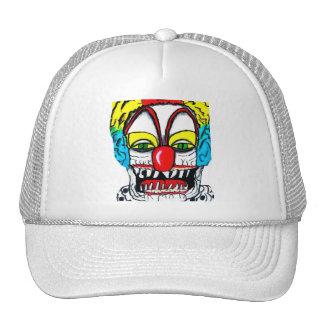 Gorra del PAYASO del MONSTRUO de HALLOWEEN