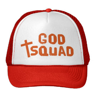 Gorra del pelotón de dios