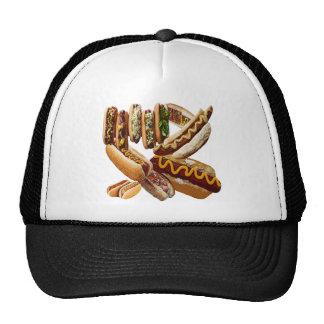Gorra del perrito caliente