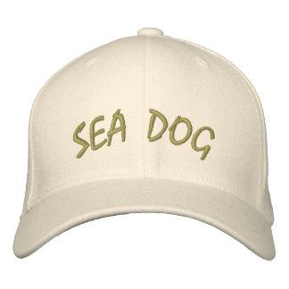 Gorra del perro de mar gorra bordada