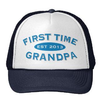 Gorra del personalizable del abuelo de la primera