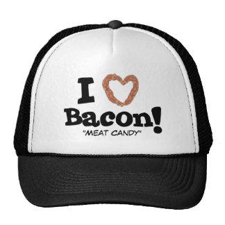 Gorra del personalizable del tocino del amor I (de