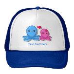 Gorra del personalizado del pulpo