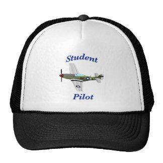 Gorra del piloto de estudiante
