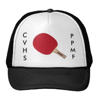 Gorra del ping-pong de CVHS