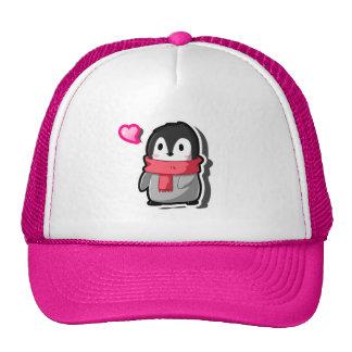 Gorra del pingüino de Chibi
